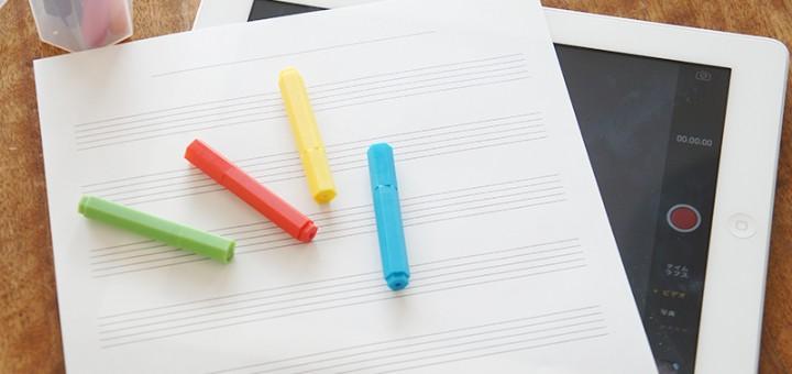 「動画ですぐに客観視」が生きた音楽の実践!
