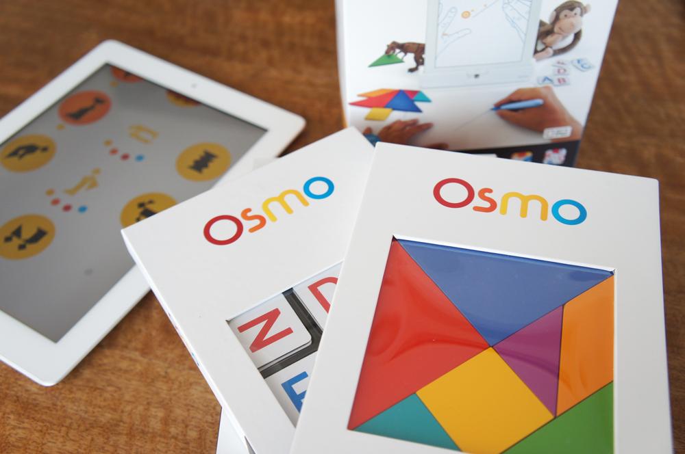 「Osmo」がすごい〜画面モノなのに画面の外に子どもを連れ出すそのカラクリ