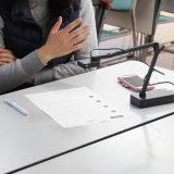 ワイヤレスで携帯できる&wi-fiなしでもいける実物投影機(書画カメラ)が便利!- iZiggi-HD(IPEVO)