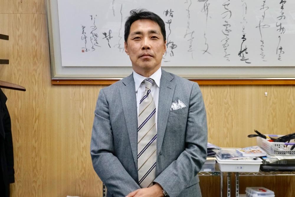 前原小学校松田孝校長先生