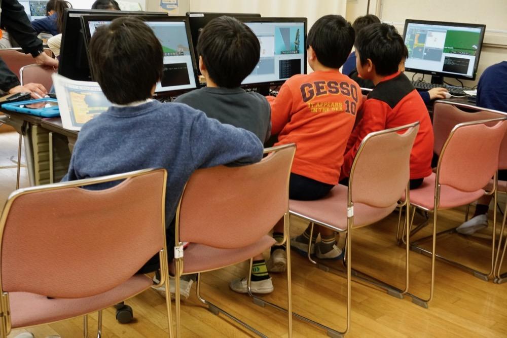 前原小学校Minecraft