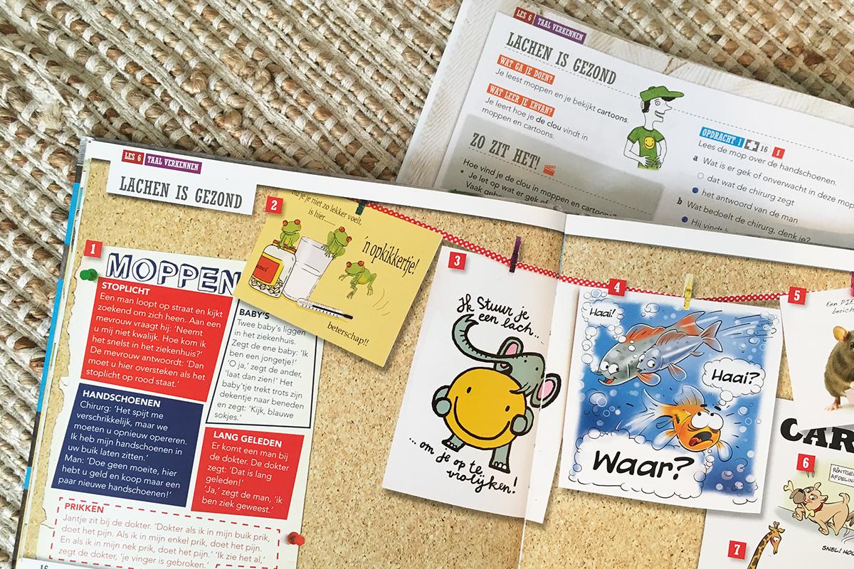 オランダ語の教科書とワークブック